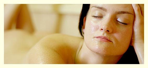 Saunování v sauně je příjemné a zdravé...