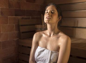 V sauně zatočíte s alergií i stresem