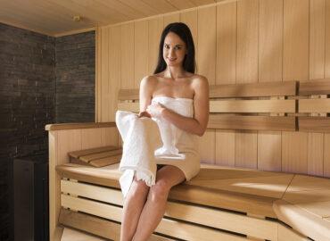 Choďte do sauny alespoň jednou týdně, budete zdravější a krásnější