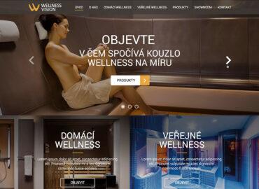 Wellness Vision má nový web!