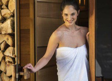 Dobrodružství z divočiny: utábořte se v zahradní sauně