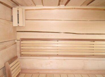 Originální sauna plná přírodní energie
