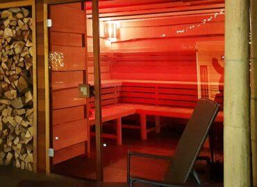 Venkovní sauna: vpřírodě je saunování nejlepší!