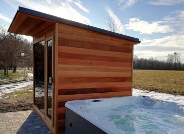 5+1 sauna na míru – inspirujte se našimi aktuálními realizacemi