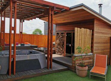 Jaké byly Dny otevřených dveří a jaké nové sauny jsme představili?