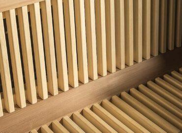 Vestavěná kombinovaná sauna Native aneb dvě sauny v jedné