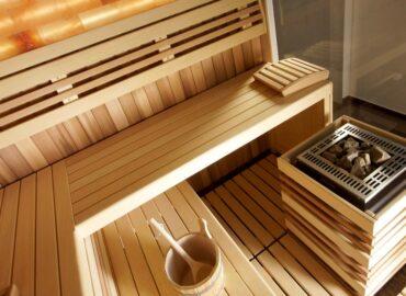 Finská sauna na míru