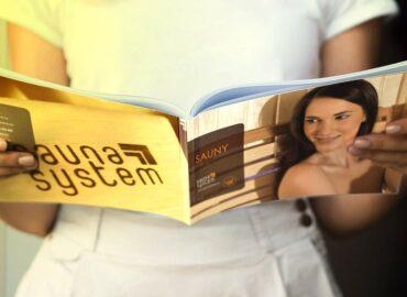 Saunasystem - nový katalog pro infrasauny a finské sauny