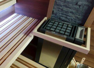 Saunová kamna EOS – chtějte to nejlepší, co můžete ve své sauně mít