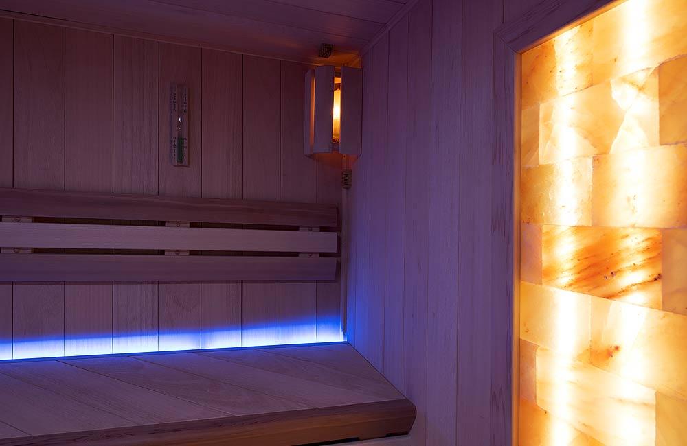 Doplňte svoji saunu o cihličky z pravé himalájské soli
