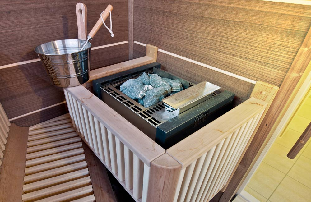 Saunování si užívejte i se saunovými kameny