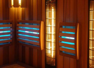 Kombinovaná sauna & infrasauna Grand z cedru