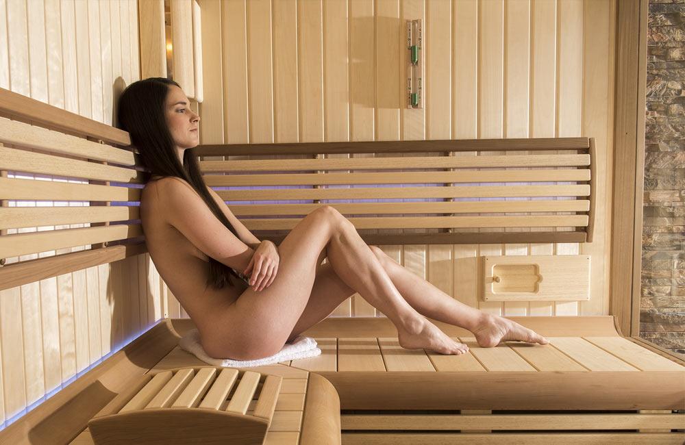 Relaxujte a odpočívejte ve vlastní sauně