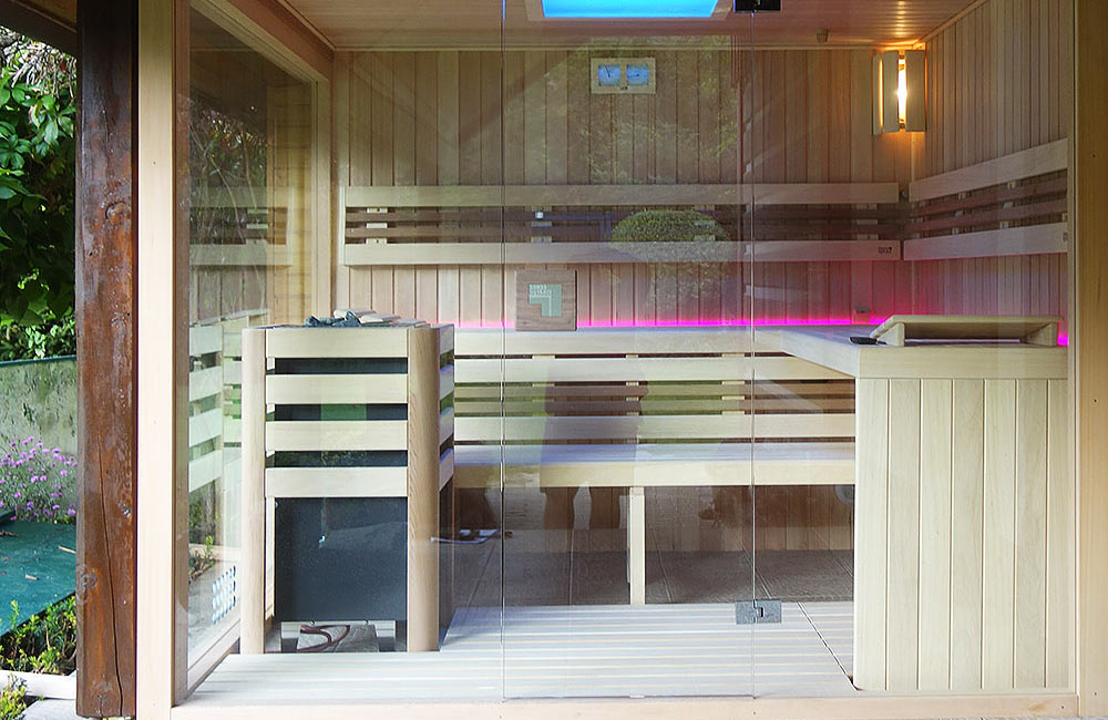 Vlastní sauna může být i váš splněný sen