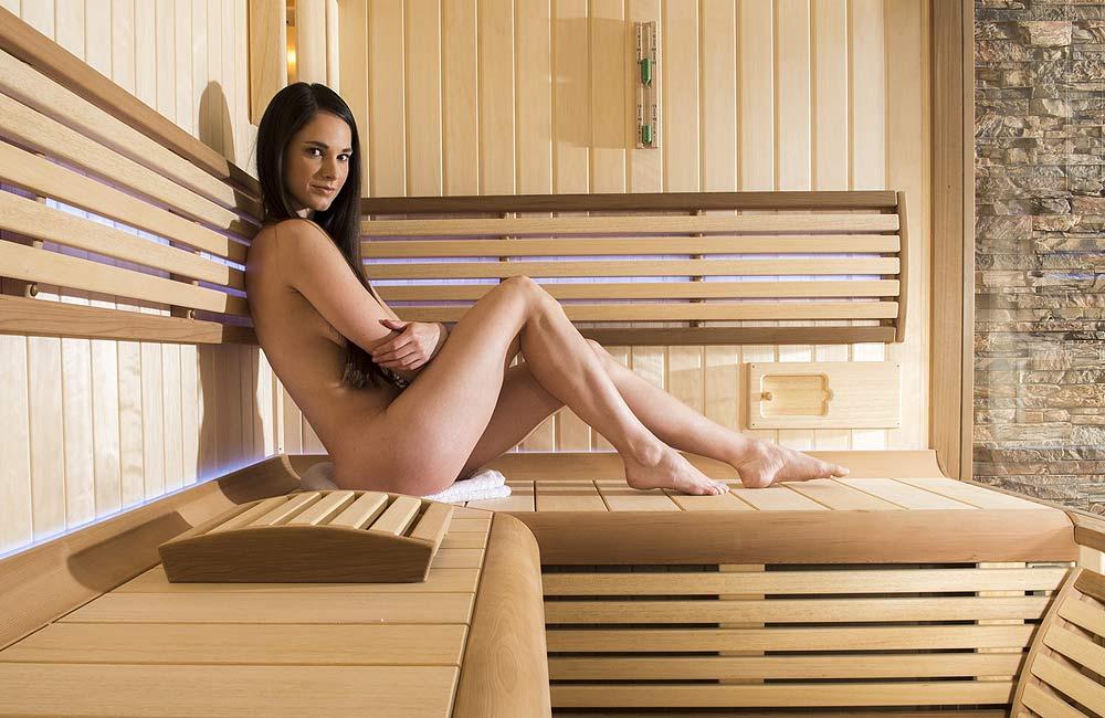 Saunujte se a relaxujte ve své vlastní sauně