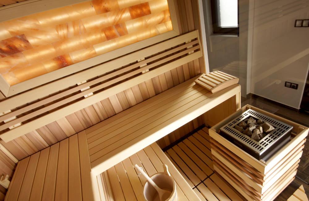 Aromaterapie v sauně vás uvolní a nabudí