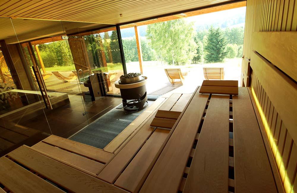 Sauna má pozitivní účinky na vaše tělo i mysl