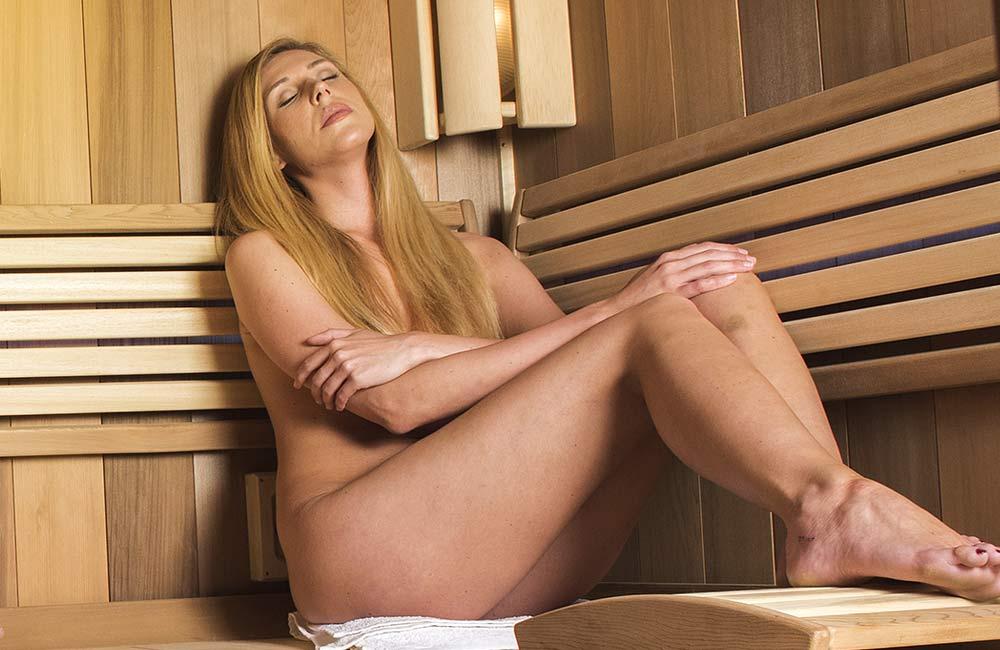 I hudba v sauně pomáhá relaxaci