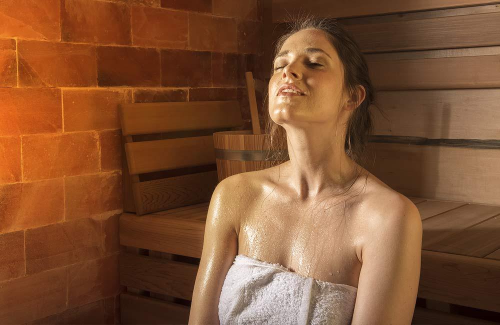 Relaxujte a odpočívejte ve vlastní sauně a poslouchejte k tomu Vámi vybranou relaxační hudbu